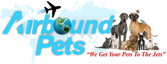 Airbound Pets web logo